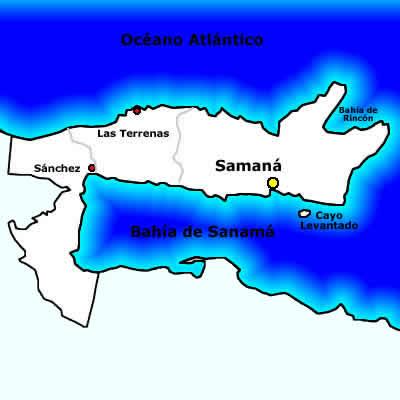 Resultado de imagen para samana provincia